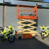 Summit Helps out blood bikes